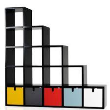 Ikea Modular Bookcase Modular Shelf Cube Trendy Furniture Kartell Bookshelf Storage