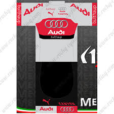 audi cycling jersey 2016 team audi cycle clothing biking jersey and padded shorts grey