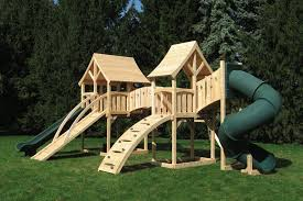 Backyard Play Systems by Backyard To Playground Family Centric Landscaping