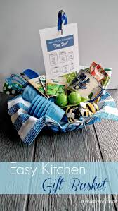 best 25 kitchen gift baskets ideas on pinterest housewarming