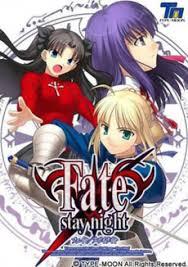 theme psp fate stay night fate stay night wikipedia