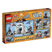 amazon com lego legends of chima 70226 mammoth u0027s frozen