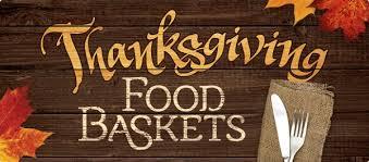 thanksgiving basket giveway
