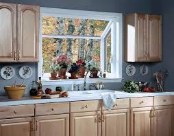 Window Over Sink In Kitchen by Kitchen Amazing Small Bay Window For Kitchen Modern Kitchen