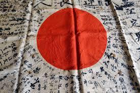 Saipan Flag The Latest Wwii Vet Arrives In Tokyo With Battlefield Flag Fox News