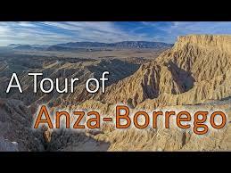 anza borrego anza borrego tour youtube