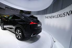 lexus nx hybrid safety lexus nx facelift at 2017 frankfurt motor show pictures specs