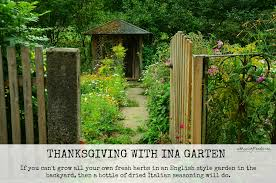 ina garten garden thanksgiving with ina garten a musing foodie