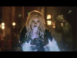 flash 2x14 escape earth 2 killer frost zoom fight