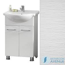 Free Standing Bathroom Sink Vanity Freestanding Bathroom Sink Cabinet White Tramonto Bathroom Store
