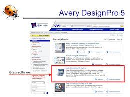 avery design pro 5 lich willkommen zum computreff 12 märz ppt
