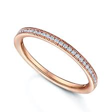 gold eternity ring berry s 18ct gold channel set brilliant cut diamond eternity ring