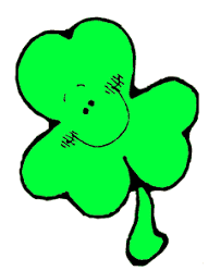 shamrock coloring sheets