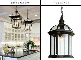 Lantern Light Fixtures For Dining Room Picturesque Lantern Light Fixtures On Indoor Pendant