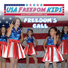 kids usa usa freedom kids freedom s call the official donald jam