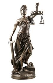 Justice Is Blind Removing The Blinders From Lady Justice The American View