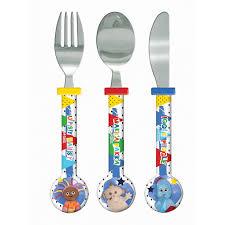 night garden knife fork u0026 spoon cutlery
