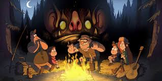Wildfire Cartoon Dvd by Gravity Falls U0027 12 Things You Didn U0027t Know About Disney U0027s