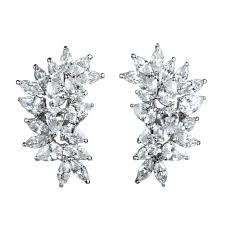 post earrings crescent post earrings fallon jewelry