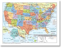 us map states high resolution political map of united states with provincial state boundaries