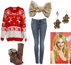 winter ideas tacky attire college fashion