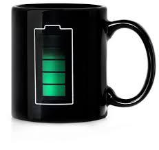 ladies u0027 gadgetsdesigner mug shows the drink u0027s temperature ladies