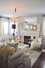 Living Room Setup With Fireplace by Best 20 Cozy Living Ideas On Pinterest Chic Living Room Chic