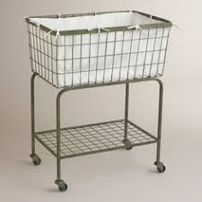 Ideas For Laundry Carts On Wheels Design Best Sources For Farmhouse Style Laundry Baskets Farmhouse Style