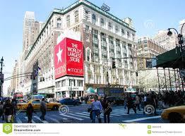 macy u0027s department store editorial stock image image 35655349