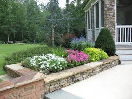 Atlanta Landscape Materials by Bench Green Seat U0026 Fireplace Placement And Landscape Color Theme