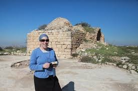 Judy Simon. You can see the hideous Palestine Trade Tower from the top of a viewing tower, along with an engraved map showing the biblical significance of ... - 3d7554c1e95cc4d3ea18616db3fb3061