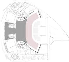 leeds arena floor plan populous leeds arena shows its chameleon skin