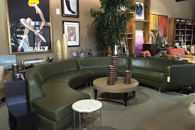 Green Leather Sectional Sofa Green Leather Sectional Sofa With A Coffee Table Encore