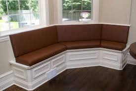 diy curved bench furniture bench seat dining table set banquette seating large room