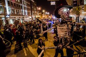 the top haunted houses in columbus parkway village