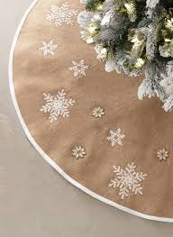 beautiful burlap tree skirt homedecorators com holiday2015