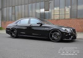 mec design mercedes s63 amg black in black