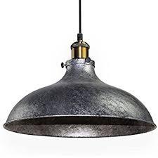Barn Lights Pendant Claxy Ecopower Industrial Barn Mini Metal Pendant Light 1 Light