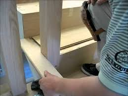 how to install hardwood flooring on srs with nosing carpet