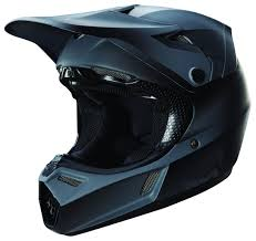 motocross helmets closeouts fox racing youth v3 matte black helmet revzilla