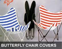 Butterfly Chair Cover Golden Fleece Designs