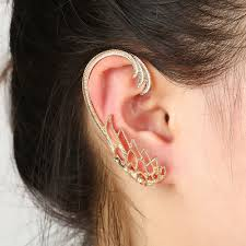 jual ear cuff compare prices on wing ear cuff online shopping buy low