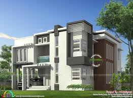 modern home design single floor of house plans in with magnificent
