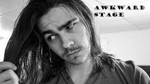 awkward hair stage men jay s hair journey viyoutube com