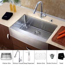 Rv Kitchen Faucet by Bathroom Inspiring Stainless Steel Kitchen Sink Combination