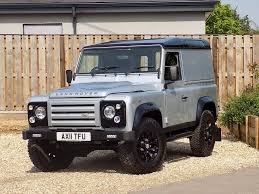 defender land rover 90 used silver land rover defender for sale wiltshire