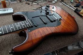 xhefri u0027s guitars customized stratocaster plus guitars