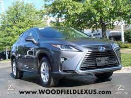 lexus 2016 rx certified pre owned 2016 lexus rx 350 awd 4dr suv in schaumburg