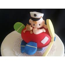 airplane cake topper baby on airplane cake topper plane cake topper airplane cake