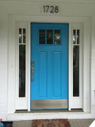 turquoise front door benjamin moore